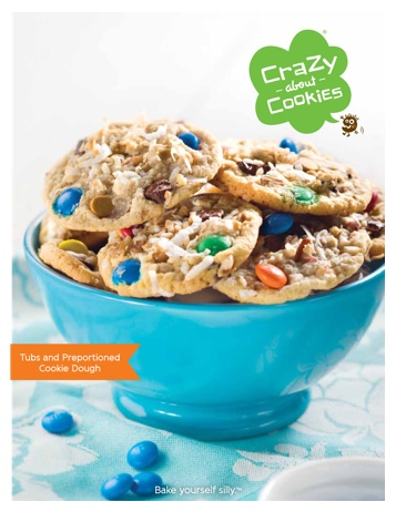 Crazy About Cookies - $16